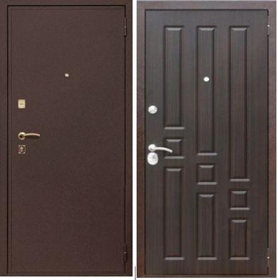 дверь металлическая входная эконом класса в ювао